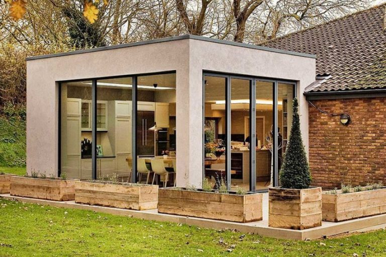 Single Storey extensions design drawings in Sheffield and South Yorkshire