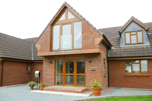 double storey extension design, planning and building regs in Sheffield