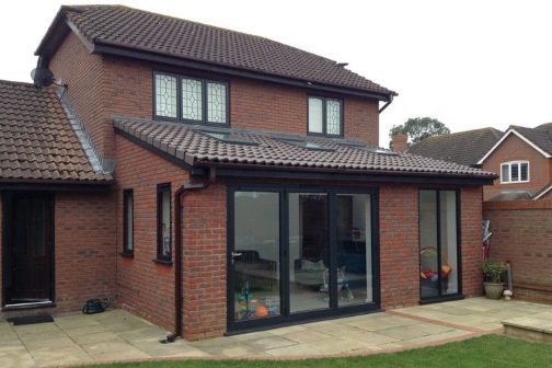 single storey extension design, planning and building regs in Sheffield