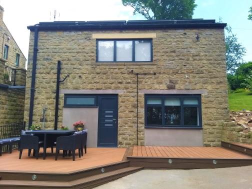 garage conversion design plans in Sheffield
