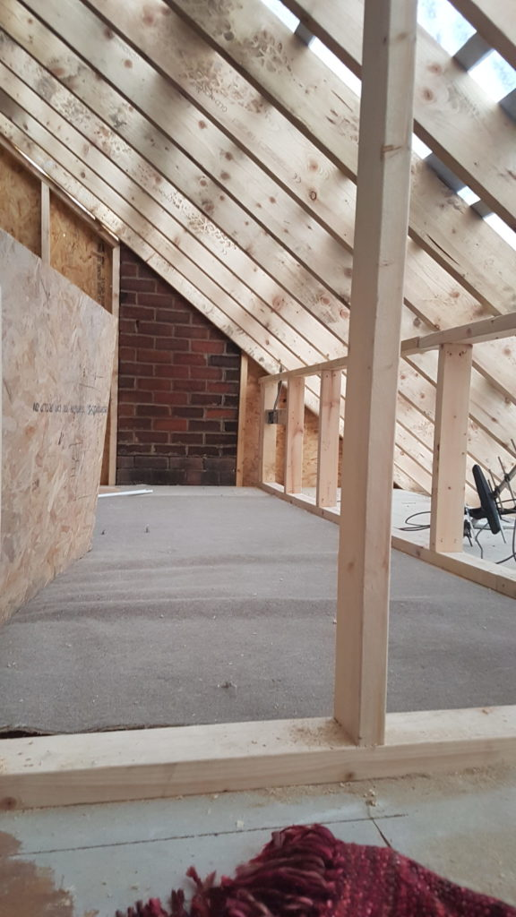 loft conversion design, planning, building regulations, project management in Doncaster