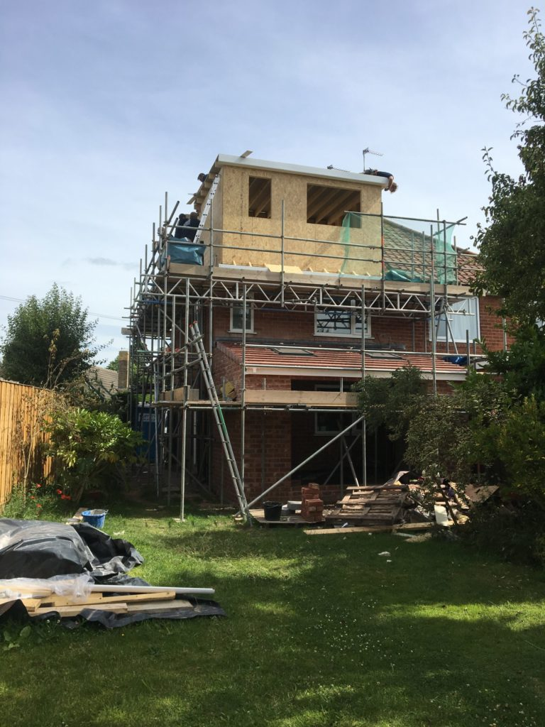 home extension design, planning, building regulations, project management in Doncaster