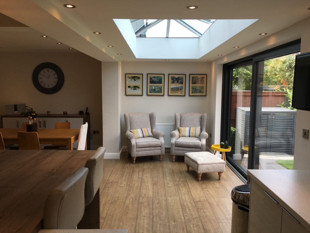 home extension design Sheffield