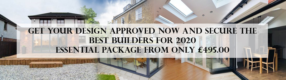 home extension design offer Sheffield