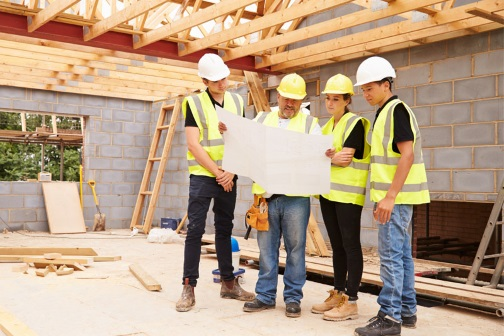 construction project management Sheffield