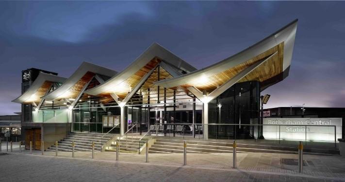 Rotherham Central Station