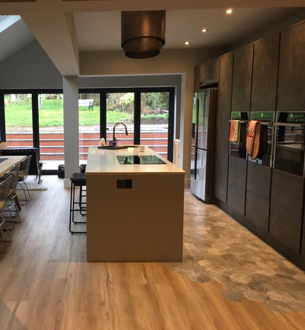kitchen extension image